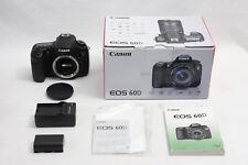 Canon EOS 60D Digital SLR Camera 18.0 MP EXCELLENT CONDITION IN BOX
