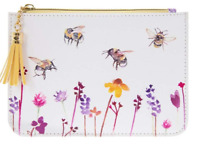 Busy Bees Design by Jennifer Rose Gallery Purse Coin Purse wallet