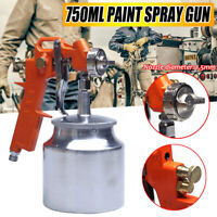 Adjustable 750ml Spray Gun High Power Household Sprayer Electric Paint Gun