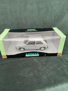 BOXED VITESSE 1:18 SCALE VOLKSWAGEN GOLF GTI 1976 METALLIC GREY