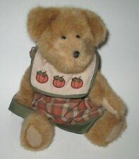 Boyds Bear Auntie Autumn Boyds Best Dressed Series