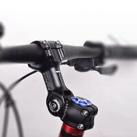 31.8mm Adjustable MTB Mountain Bike Stem Bicycle Handlebar BMX Road CyclingRiser
