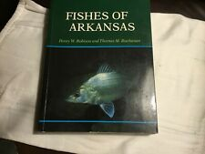 "Great book ""Fishes of Arkansas"" giant ultra detailed book,U of A press,SIGNED"