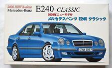 FUJIMI 1/24 Mercedes Benz E-Class E240 Classic RS-36 scale model kit