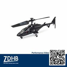 ESKY F150X MINI Scale 6 Axis Gyro Flybarless RC Helicopter ( Air Wolf )