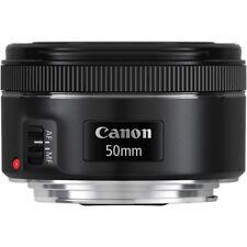 Canon EF 50mm f/1.8 STM Lens for Canon DSLR Cameras NEW!