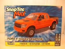 FORD F150 SVT RAPTOR REVELL 1:25 SCALE SNAP TITE PLASTIC MODEL TRUCK KIT