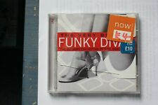 The very best of funky divas 42 track double CD feat Dido,Kylie,Louise,Pink,TLC