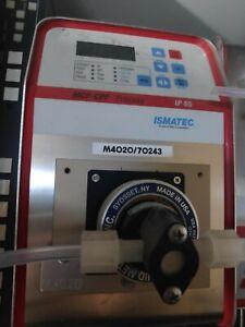 ISMATEC MCP-CPF Process Rotary Piston Pump