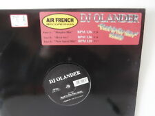 """dj olander""""back in the time""""remix""""maxi12""""or.it.air french:chr:013 de 1998"""