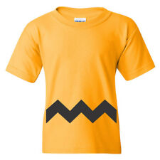 Charlie Brown Adult Funny Humor Halloween Costume Kids Youth T-Shirt