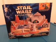 star wars episode 1 Pod Racer Arena Set  by Micro Machines Lot