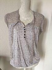 M&Co Short Sleeve Regular Stretch Tops & Shirts for Women