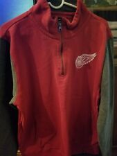 '47 Brand Detroit Red Wings Quarter Zip XL
