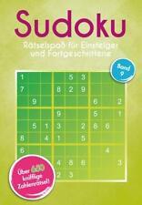 Deutsche Rätsel-, Spiele- & Denksport-Bücher Sudokus