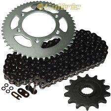 Black O-Ring Drive Chain & Sprocket Kit Fits HONDA CRF250X 2004-2016