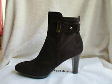 Russell & Bromley Aquatalia Ruby Dry Brown Ankle Boots  UK6/Eu39 BNIB