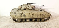 BUILT 1/35 US ARMY BRADLEY FIGHTING VEHICLE PROFESSIONALLY BUILT