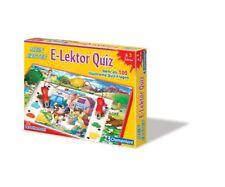 mein erstes E-lektor Quiz Von Clementoni 69810