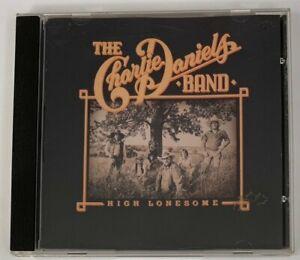The Charlie Daniels Band High Lonesome CD 1991 Epic EK 34377 Country Rock