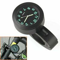 """Universal 7/8""""-1"""" Waterproof Motorcycle Motor-bike AU Clock Mount T8N1 G3B2"""