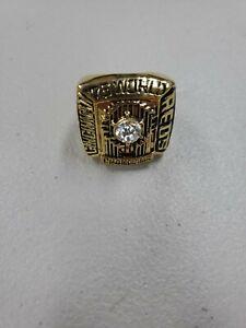"1975 Pete Rose ""Big Red Machine"" Championship Replica World Series Ring"