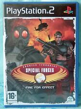 CT SPECIAL FORCES: FIRE FOR EFFECT - ITALIANO - PLAYSTATION 2 N.00044
