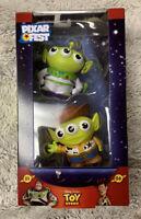 DISNEY Pixar Fest Buzz & Woody Figure 2 Pack ALIEN REMIX Toy Story Movie