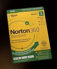 NORTON360 STANDART 1 Device 1Year NEW
