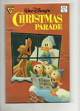 Walt Disney's Christmas Parade #1 GLADSTONE 100 PAGE GIANT BARKS ART NM 9.0 1988