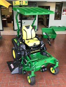 """John Deere Green 37"""" Universal Plastic Tractor and Lawn Mower Top Canopy"""