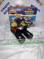 Vintage 1980s Power Machines The Animal Swamper 1985 Galoob W/ Box TESTED WORKS