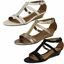 Clarks Buckle Sandals & Beach Shoes for Women