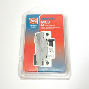 MK Sentry MCB 5906s 6 AMP | Miniature Circuit Breaker | 5906sRP2 | 6A