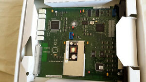 Alcatel IO2N module for 3BA23190ABAC for CPU6-2 ** 1 Year Warranty **
