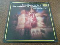 33 tours sergei rachmaninoff concert voor piano en orkest n° 2 in c opus 18