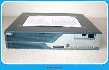 Cisco 3825-sec/k9 Integrated Service router 512mbr 128mbf examinado función