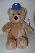 Los Angeles Dodgers Promo Build-A-Bear Teddy Bear/New