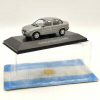 IXO 1:43 Chevrolet Corsa GLS 1997 Silver Diecast Models Limited Collection