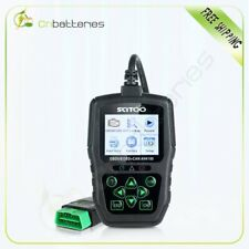 Scanner Diagnostic Code Reader OBD2 OBDII EOBD CACar Diagnostic Tool New Ah4100