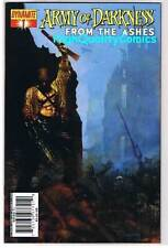 ARMY of DARKNESS : From the Ashes #1, NM, Suydam, 2007, more AOD in store