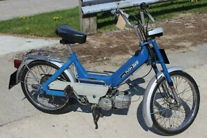 Puch Maxi Historic Vehicle Pedal moped