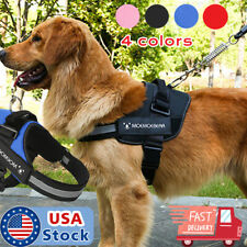 Tactical Dog Excursion K9 Training Patrol Vest Harness, Xs/S/M/L/Xl/Xxl