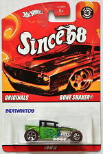 HOT WHEELS SINCE '68 ORIGINALS BONE SHAKER GREEN
