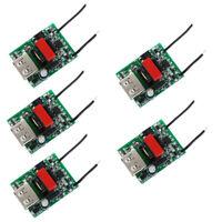 5pcs USB DC Step Down Isolated Power Supply Module 12V 24V 36V 48V 72V to 5V 1A