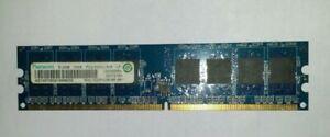 Ramaxel RML1520PG38D6F-667 PC2-5300U-555 512MB Memory RAM