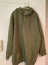 Men's HOODIE BY KS SPORT 3XL Big Olive