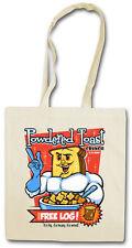 Powdered tostada Men bolso bolso de tela REN TV series & Stimpy and