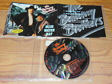 THE BELLAMY BROTHERS - BLUE WATER BAY / 2 TRACK MAXI-CD 1994 MINT-