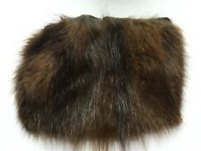 Fly Tying 4�x6� Mink Fur Dubbing Guard Hairs For Dry Fly Nymph Tails materials